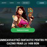 22bet ofera un bonus competitiv de 1400 ron la casino